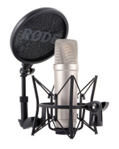 Voice Over Recording Studio