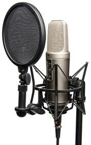 Voice Over Recording Studio Rode Microphone